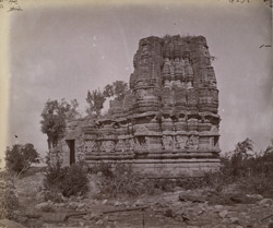 Small ruined Jain temple, Chittaurgarh [Chitorgarh]